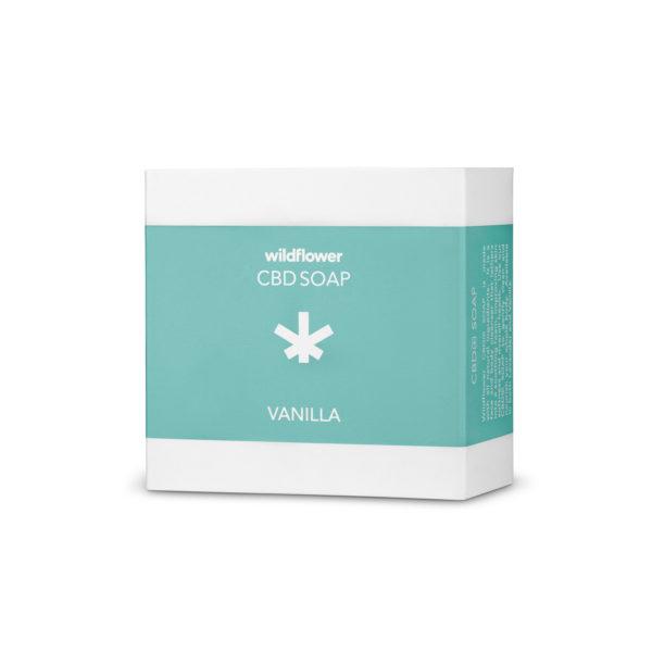 CBD Soap Vanilla